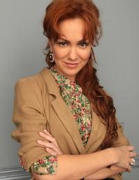 На снимок малышка Яровская