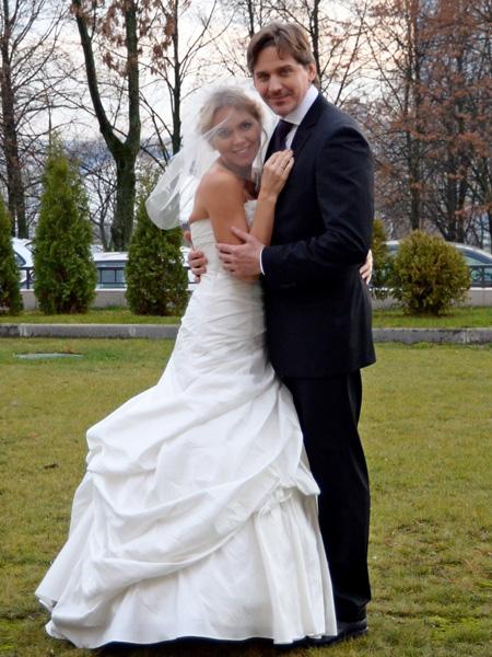 Актер юрий батурин с женой ириной фото