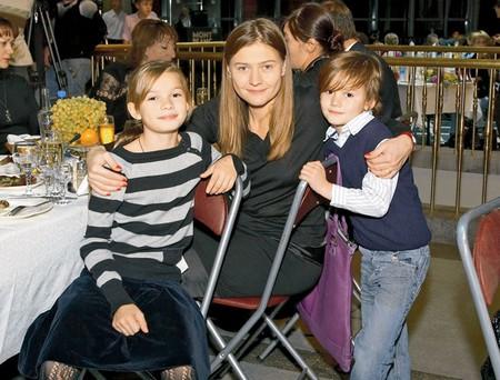 мария голубкина дети фото