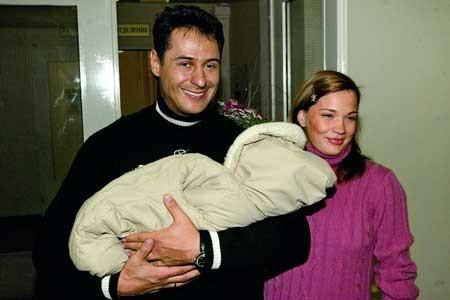 костюшкин и его жена фото