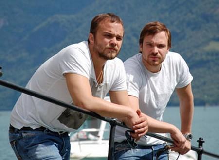 фото алексей чадов с братом