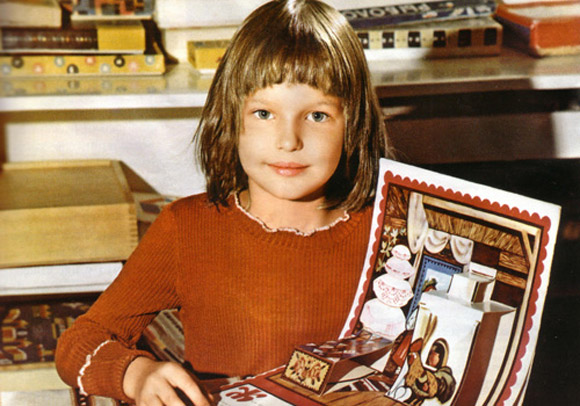 Анастасия Волочкова онлайн биография и семейное Анастасия Волочкова в детстве