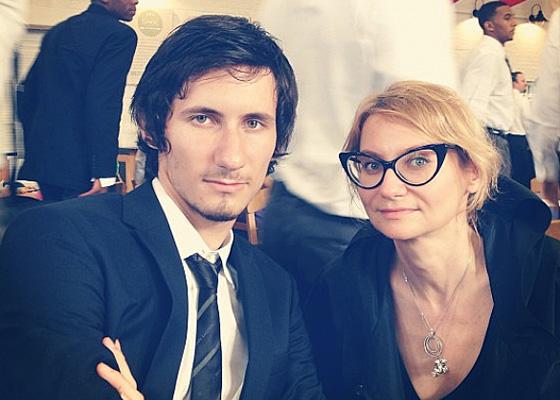 эвелина хромченко фото с сыном