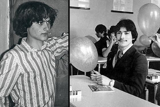 касьянов в молодости фото